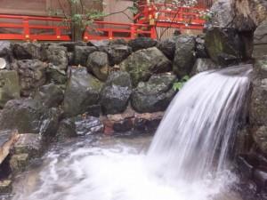 かなえ滝(椿大神社)