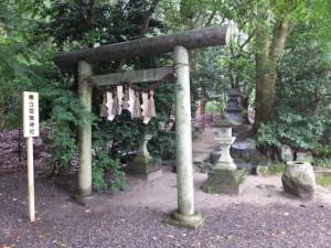 椿立雲龍神社(椿大神社)