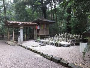 延命地蔵堂(椿大神社)