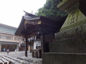 獅子堂(椿大神社)