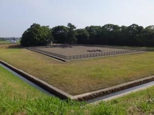 御塩浜(伊勢市二見町西)