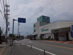 御塩道(国道42号へ)