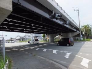 御塩道(国道23号と交差)