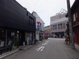 御塩道(外宮参道へ)