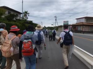 SANCO 円座 バスのりば〜船戸橋(横輪川)