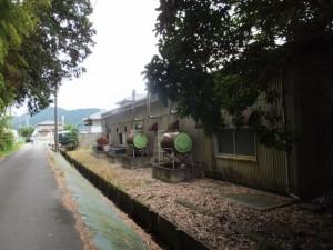 NTTドコモ伊勢津村無線局付近〜伊勢自動車道 宮川橋下