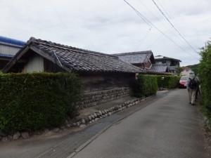 佐八町公民館〜川原神社付近