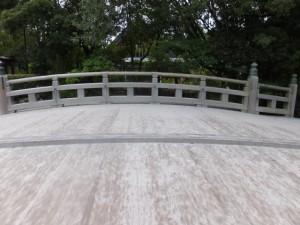表参道火除橋とせんぐう館(外宮)