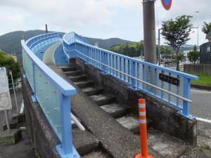 中村歩道橋(国道23号 中村町北交差点)
