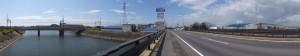 国道23号 中ノ川橋(中ノ川)