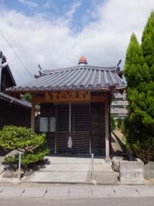 甕釜冠地蔵堂、伊勢-2(12005)付近