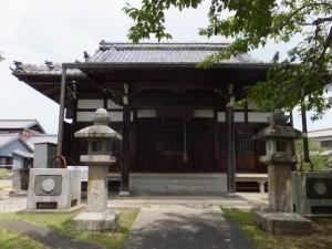 権現山観音寺(栗真小川町)