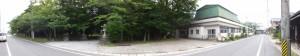 逆川神社、伊勢-3(4048)付近