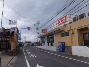伊勢-3(4700)付近、本来の街道