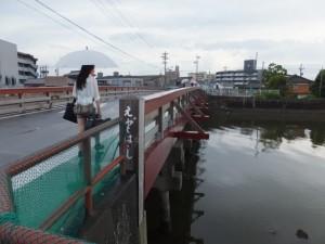江戸橋(志登茂川)