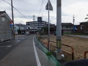 江戸橋(志登茂川)から常夜燈、伊勢-3(6642)へ