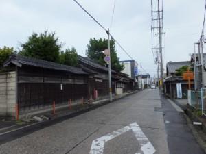 今も残されている昔の舗装、伊勢-3(6642)〜(7178)