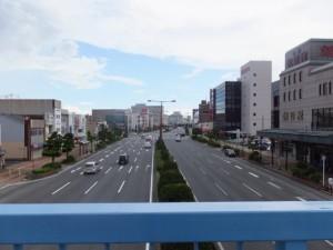 国道23号 歩道橋、伊勢-3(8965)