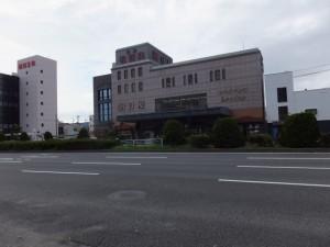 国道23号 歩道橋、伊勢-3(8965)付近