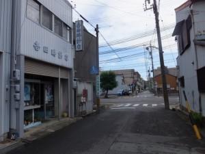 本来の街道、国道23号 歩道橋〜伊勢-3(9421)