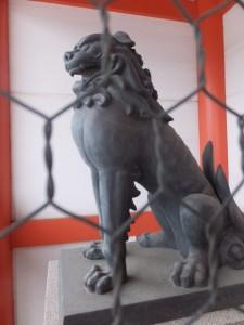 津観音(観音寺)の狛犬