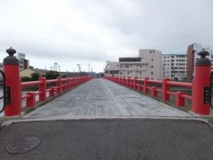 観音橋(岩田川)