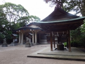 津八幡宮(津市藤方)