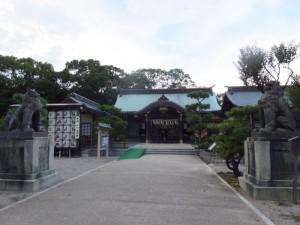 結城神社(津市藤方)