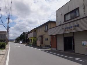 フードセンター湯田、理容ヤマカワ