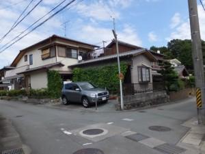 第一部自治区公民館付近(小俣町元町)