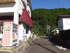 国道167号から近鉄 志摩赤崎駅へ