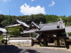 青峯山正福寺の寺務所