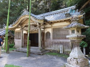 聖如意輪堂(青峯山正福寺)