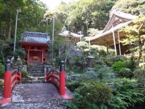 弁天堂(青峯山正福寺)