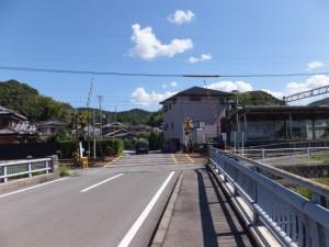 近鉄 踏切道 加茂 第三号(近鉄 松尾駅付近)