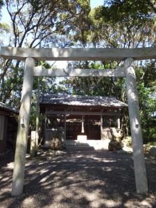 九鬼岩倉神社(鳥羽市岩倉町)
