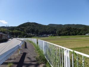 九鬼岩倉神社〜船津八幡神社(国道167号)