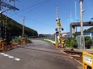 近鉄 踏切道 志摩赤崎 第十号