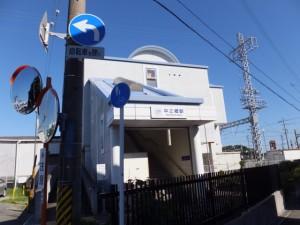 近鉄 中之郷駅