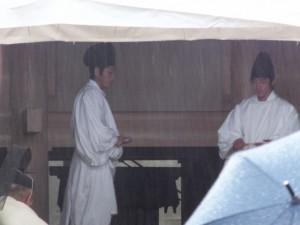 檐付祭(月夜見宮)