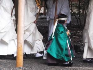 後鎮祭(月讀荒御魂宮)
