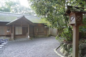 旧宿衛屋(月讀宮)