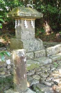 祓殿王子社跡