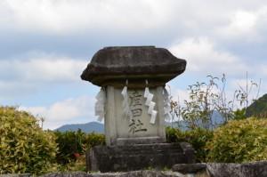 熊野本宮大社の末社 産田社