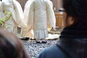 神嘗祭 奉幣の儀(風宮)