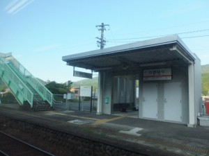 JR紀勢本線 滝原駅(2013年06月29日)