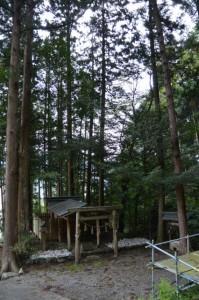 船木神社(大紀町船木)