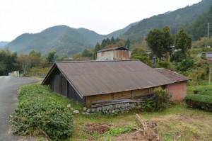多岐原神社付近(大紀町三瀬川)
