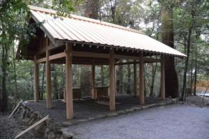修祓所(瀧原宮)