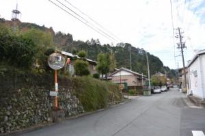 熊野古道伊勢路(大紀町役場付近)